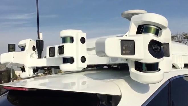 Thêm một nhân viên dự án xe tự lái Apple bị bắt vì ăn trộm bí mật công nghệ - Ảnh 1.