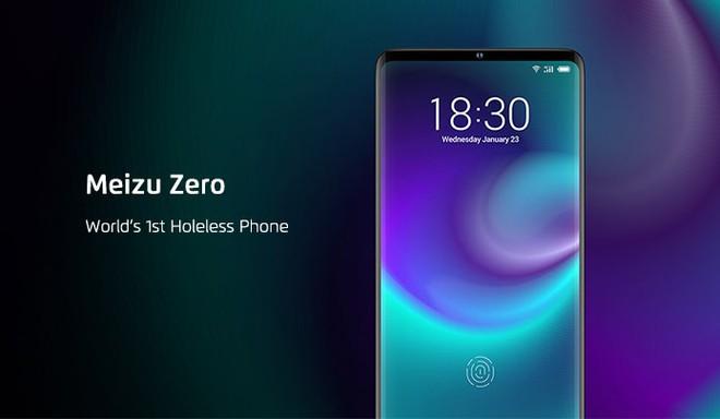 Smartphone không lỗ Meizu Zero được ấn định giá bán 1299 USD - Ảnh 1.
