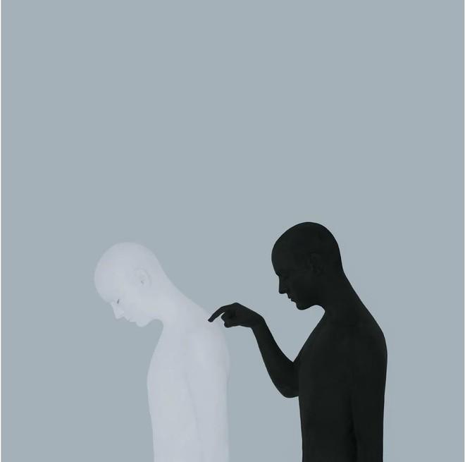 Nhìn cuộc đời qua con mắt của người trầm cảm với bộ ảnh siêu thực từ nghệ sĩ Gabriel Isak - Ảnh 13.