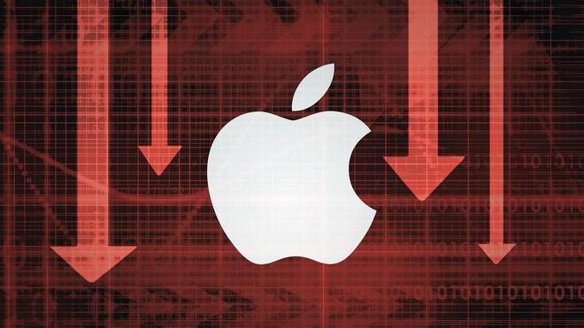 Điểm lại các mốc sự kiện đáng nhớ trong 6 tháng trượt dốc của Apple - Ảnh 1.