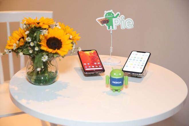 Nokia 8.1 chính thức chào sân nước ta: Snapdragon 710, ống kính Zeiss cùng ứng dụng Pro Camera, giá 7,9 triệu - Ảnh 2.