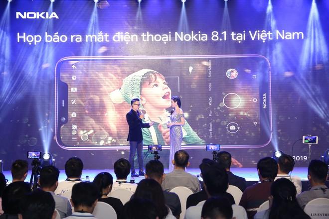 Nokia 8.1 chính thức chào sân nước ta: Snapdragon 710, ống kính Zeiss cùng ứng dụng Pro Camera, giá 7,9 triệu - Ảnh 5.
