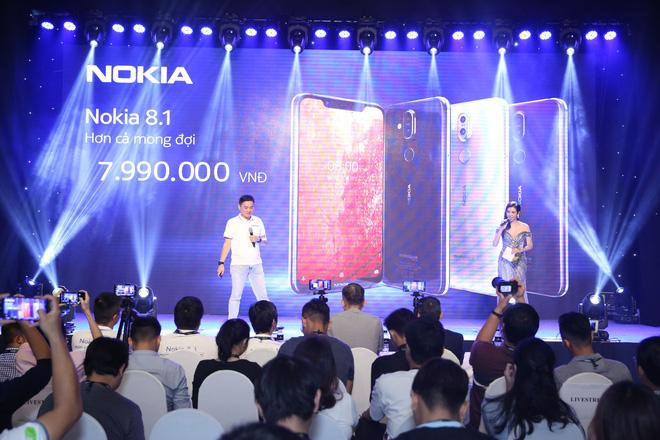Nokia 8.1 chính thức chào sân nước ta: Snapdragon 710, ống kính Zeiss cùng ứng dụng Pro Camera, giá 7,9 triệu - Ảnh 9.