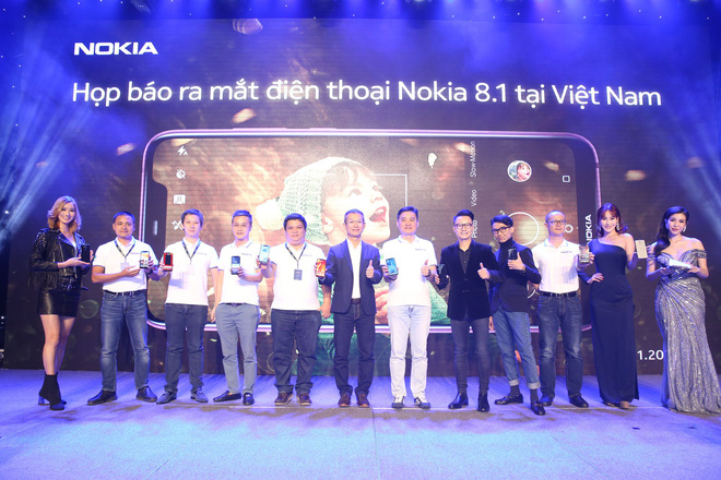 Nokia 8.1 chính thức chào sân nước ta: Snapdragon 710, ống kính Zeiss cùng ứng dụng Pro Camera, giá 7,9 triệu - Ảnh 10.