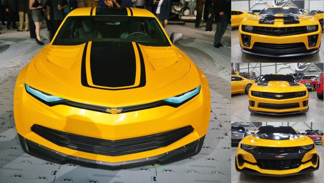Bạn đã có thể sở hữu một chiếc Chevrolet Camaros phiên bản Bumblebee trong phim Transformers, trừ khả năng biến hình - Ảnh 1.