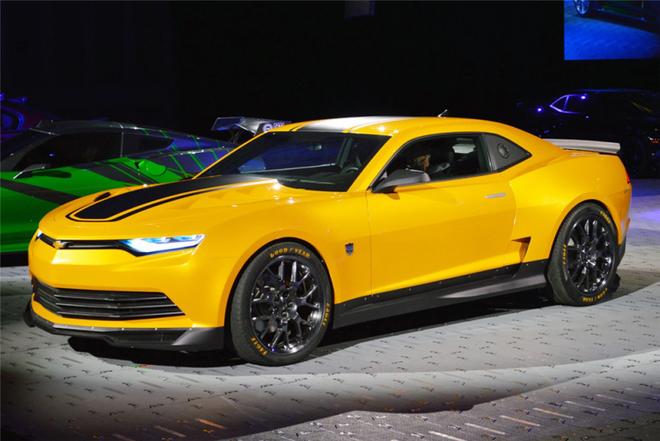 Bạn đã có thể sở hữu một chiếc Chevrolet Camaros phiên bản Bumblebee trong phim Transformers, trừ khả năng biến hình - Ảnh 2.