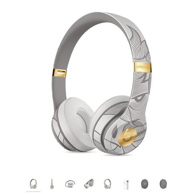 Apple ra mắt tai nghe Beats bản độc dành riêng cho thị trường Trung Quốc nhân dịp tết cổ truyền - Ảnh 2.