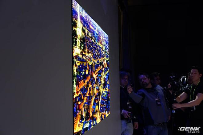 [CES 2019] Samsung giới thiệu màn hình công nghệ Micro LED thế hệ thứ hai kích cỡ siêu khủng lên tới 219 inch - Ảnh 2.