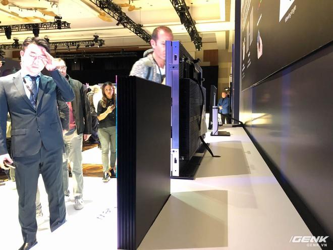 [CES 2019] Samsung giới thiệu màn hình công nghệ Micro LED thế hệ thứ hai kích cỡ siêu khủng lên tới 219 inch - Ảnh 5.