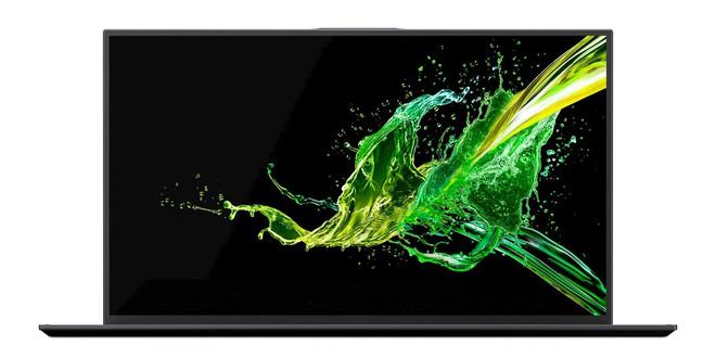 [CES 2019] Acer ra mắt Swift 7 (2019): Mỏng chưa đến 1cm, tỷ lệ màn hình 92%, chip Intel Core i7-8500Y, giá từ 1.699 USD - Ảnh 2.
