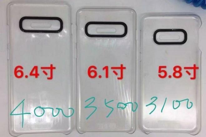 Galaxy S10/S10+ sẽ có pin dung lượng lớn ngang ngửa S9+ và Galaxy Note9? - Ảnh 2.