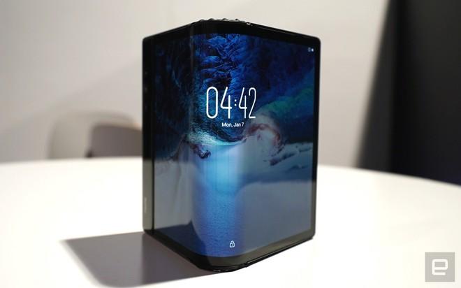 [CES 2019] Trên tay Royole Flexpai - điện thoại màn hình gập đầu tiên trên thế giới - Ảnh 5.
