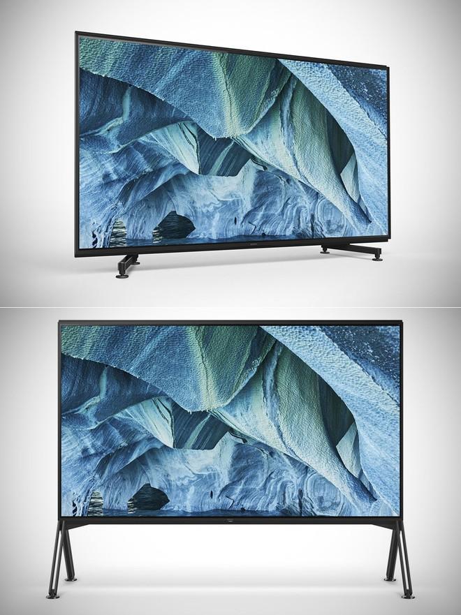 [CES 2019] Sony trình làng một loạt TV 8K và 4K kích thước lớn - Ảnh 2.