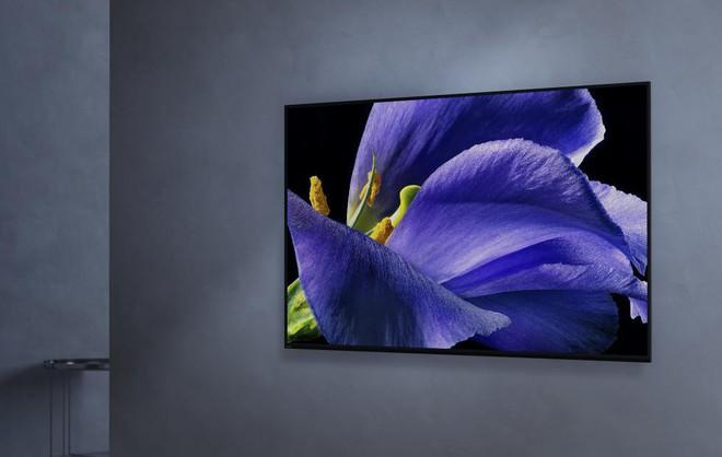 [CES 2019] Sony trình làng một loạt TV 8K và 4K kích thước lớn - Ảnh 3.