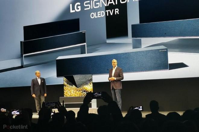 TV màn hình cuộn của LG sẽ trở thành tương lai của ngành công nghiệp TV, vậy nó có gì đặc biệt? - Ảnh 1.