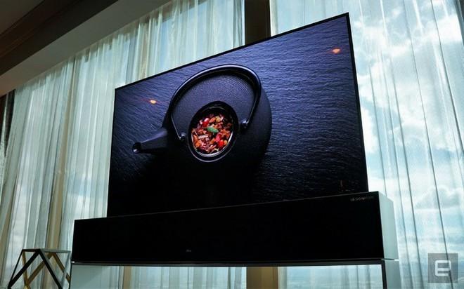 TV màn hình cuộn của LG sẽ trở thành tương lai của ngành công nghiệp TV, vậy nó có gì đặc biệt? - Ảnh 7.
