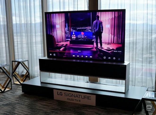 TV màn hình cuộn của LG sẽ trở thành tương lai của ngành công nghiệp TV, vậy nó có gì đặc biệt? - Ảnh 8.