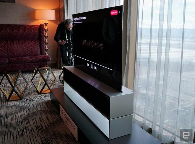 TV màn hình cuộn của LG sẽ trở thành tương lai của ngành công nghiệp TV, vậy nó có gì đặc biệt? - Ảnh 10.