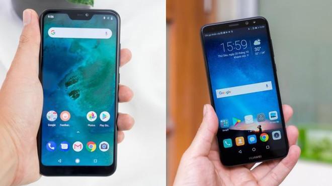 Đố vui: doanh thu nửa đầu năm của Huawei cộng với doanh thu nửa năm của Xiaomi thì ra cái gì? - Ảnh 2.
