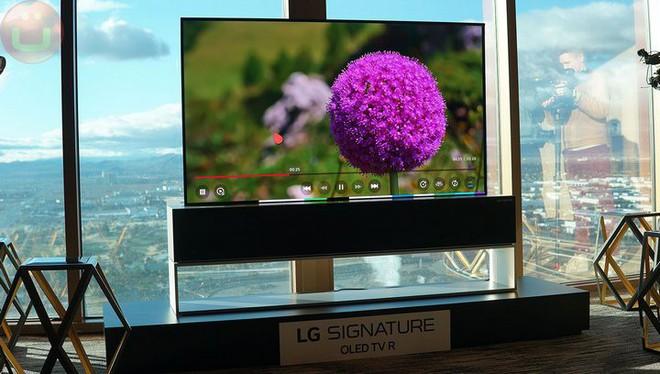 TV màn hình cuộn của LG sẽ trở thành tương lai của ngành công nghiệp TV, vậy nó có gì đặc biệt? - Ảnh 9.