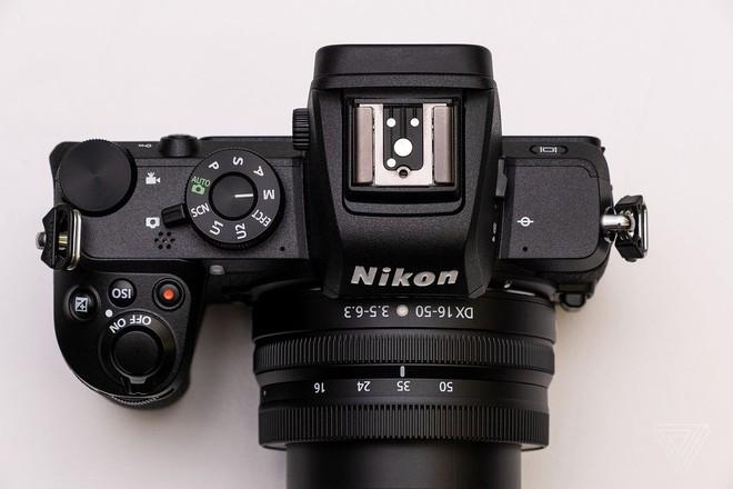 Nikon ra mắt Z50: Máy ảnh mirrorless nhỏ gọn, cảm biến APS-C, giá dưới 1.000 USD - Ảnh 5.