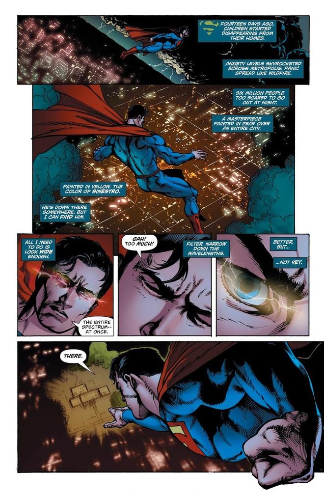 Đây là 10+ siêu năng lực của Superman mà fan cứng của DC chưa chắc đã biết - Ảnh 18.