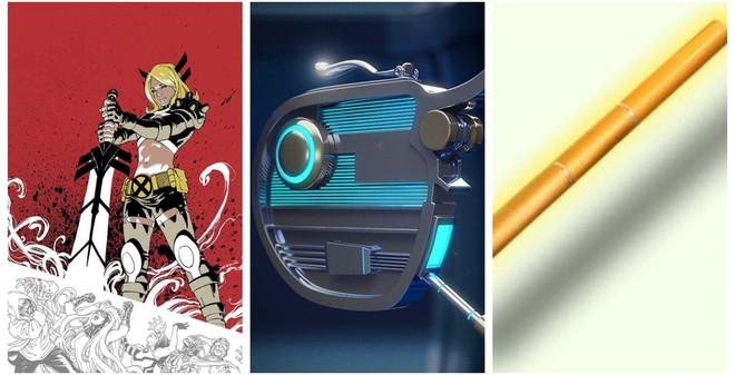 10 Vũ khí cực khỏe nhưng có thiết kế xấu xí trong thế giới Marvel - Ảnh 1.