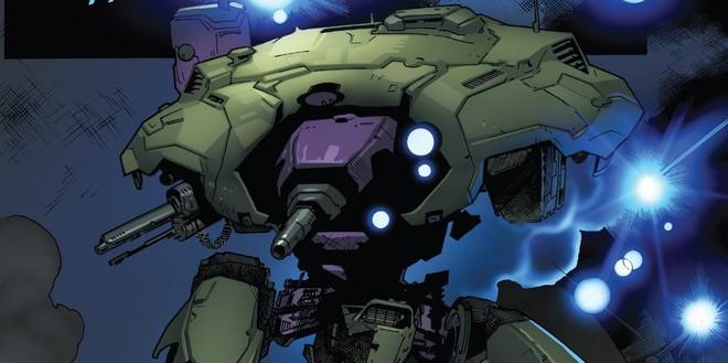 10 Vũ khí cực khỏe nhưng có thiết kế xấu xí trong thế giới Marvel - Ảnh 4.