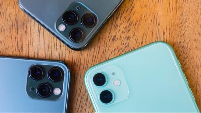 Apple dùng camera trên iPhone mới để che giấu sự nhạt nhẽo của mình - Ảnh 1.