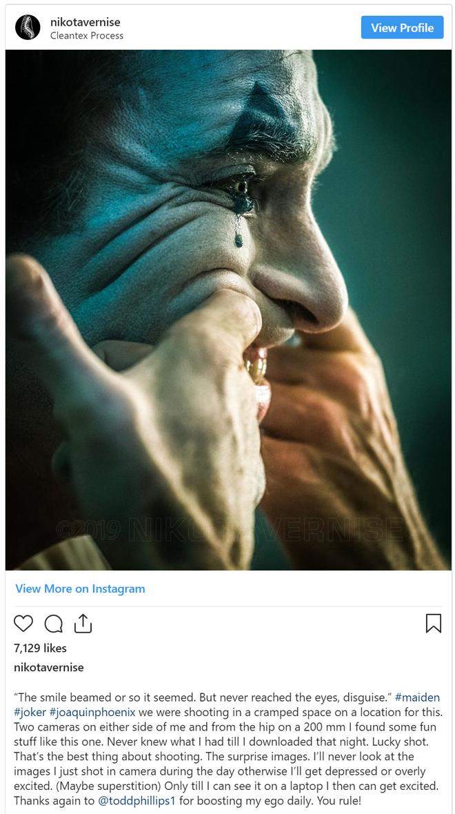Ngắm những bức hình hậu trường tuyệt đẹp của bộ phim Joker được chụp từ máy ảnh Fujifilm - Ảnh 3.