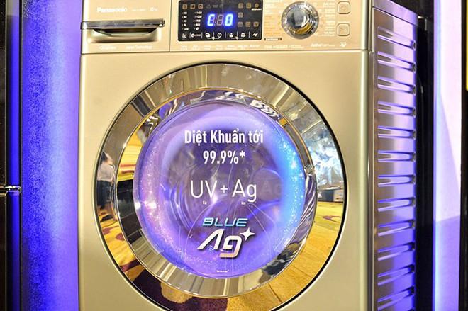 Dùng công nghệ tinh thể bạc BlueAg, Panasonic ra mắt máy giặt và tủ lạnh diệt đến 99% vi khuẩn - Ảnh 4.