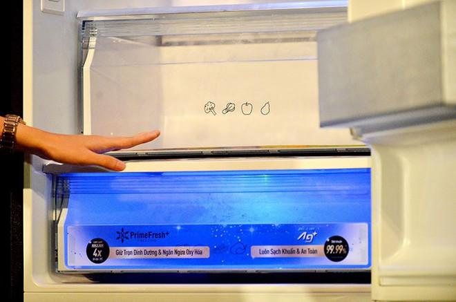 Dùng công nghệ tinh thể bạc BlueAg, Panasonic ra mắt máy giặt và tủ lạnh diệt đến 99% vi khuẩn - Ảnh 2.