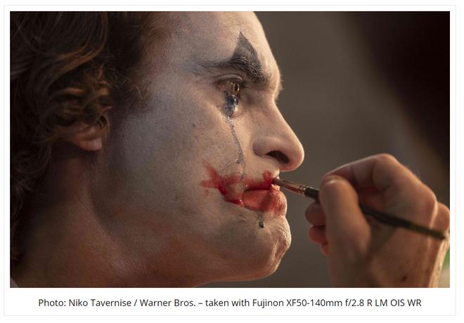 Ngắm những bức hình hậu trường tuyệt đẹp của bộ phim Joker được chụp từ máy ảnh Fujifilm - Ảnh 4.
