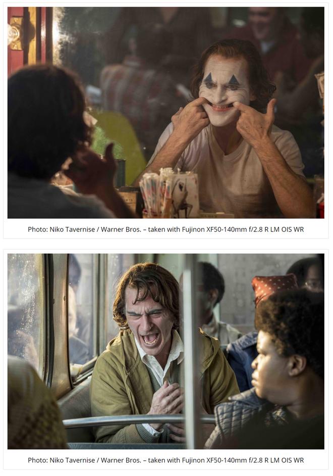 Ngắm những bức hình hậu trường tuyệt đẹp của bộ phim Joker được chụp từ máy ảnh Fujifilm - Ảnh 5.
