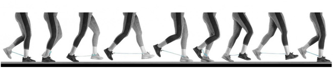 Bạn muốn chạy nhanh hơn mà lại ít tốn sức: Hãy buộc hai bên giày lại với nhau bằng dây cao su - Ảnh 2.