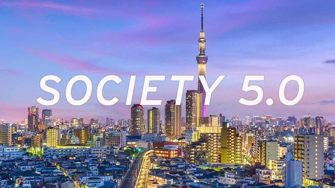Nhật Bản bắt đầu cải cách Xã hội 5.0, muốn đưa nền văn minh lên 1 tầm cao mới - Ảnh 1.