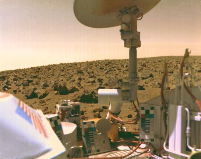 Cựu chuyên gia nghiên cứu của NASA: chúng tôi đã tìm thấy dấu vết của sự sống trên Sao Hỏa, nhưng NASA từ chối công nhận - Ảnh 1.