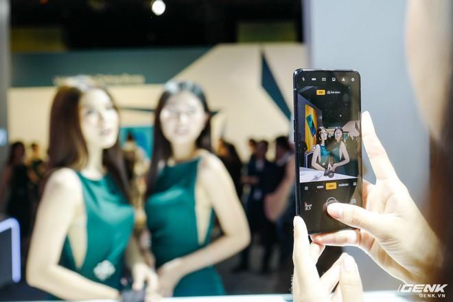 Trên tay bộ đôi Oppo Reno 2 và 2F chính thức ra mắt tại Việt Nam hôm nay: Thiết kế vây cá mập độc quyền, 4 camera, sạc VOOC 3.0, giá 8,99 và 14,99 triệu đồng - Ảnh 6.