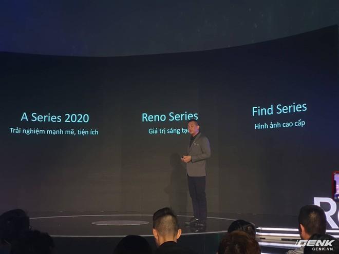 Trên tay bộ đôi Oppo Reno 2 và 2F chính thức ra mắt tại Việt Nam hôm nay: Thiết kế vây cá mập độc quyền, 4 camera, sạc VOOC 3.0, giá 8,99 và 14,99 triệu đồng - Ảnh 1.