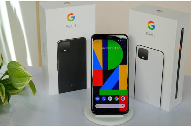 Google Pixel 4 không được bán kèm tai nghe hay adapter chuyển đổi cổng 3.5mm trong hộp - Ảnh 1.