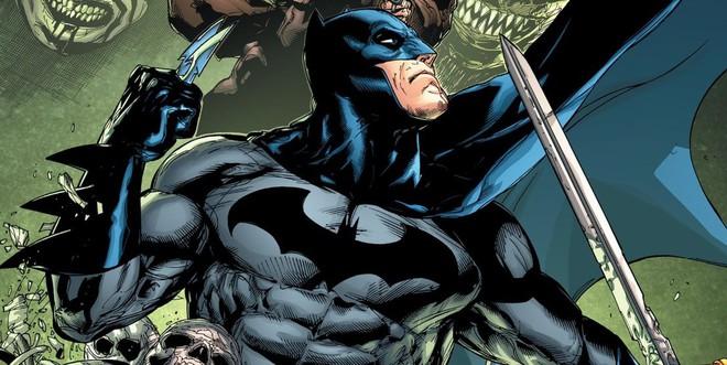 10 Anh hùng DC kinh điển khỏe nhất Earth One - Ảnh 2.