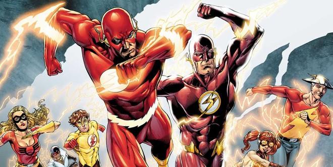 10 Anh hùng DC kinh điển khỏe nhất Earth One - Ảnh 5.