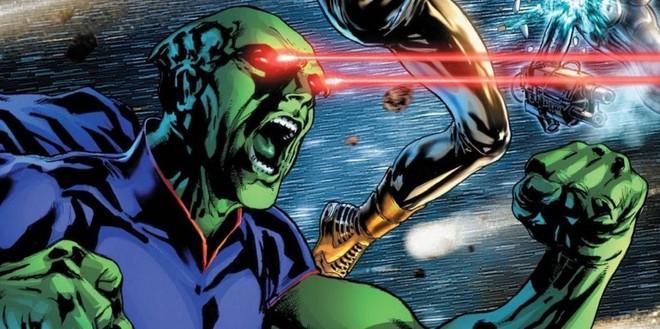 10 Anh hùng DC kinh điển khỏe nhất Earth One - Ảnh 6.