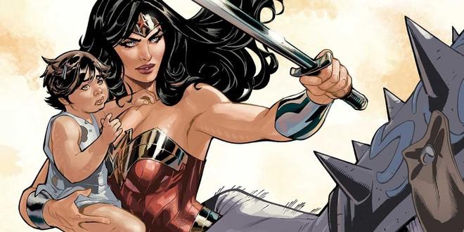 10 Anh hùng DC kinh điển khỏe nhất Earth One - Ảnh 8.