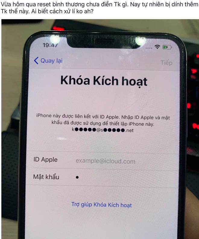 Xuất hiện website khoá iCloud từ xa và biến iPhone thành cục gạch, người dùng cần cảnh giác - Ảnh 2.