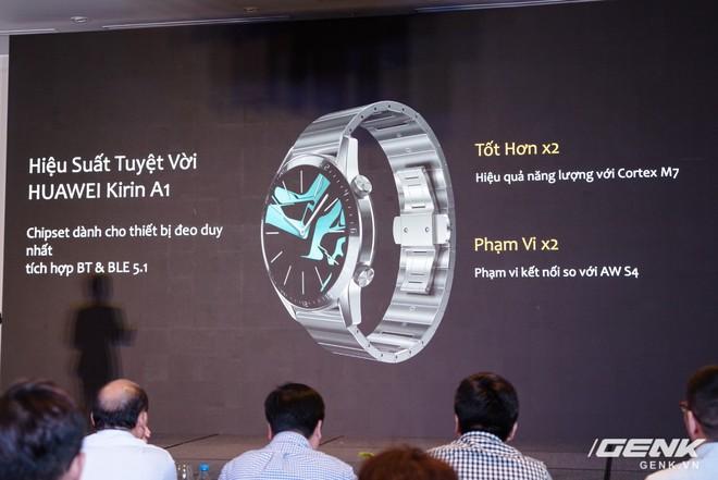 Huawei chính thức giới thiệu đồng hồ Watch GT 2: hoạt động liên tục 2 tuần, kết nối Bluetooth BLE 5.1 giá từ 5,49 triệu - Ảnh 9.