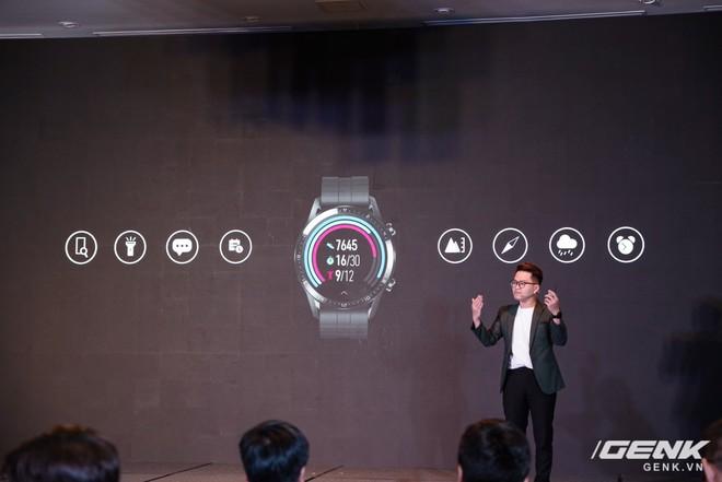 Huawei chính thức giới thiệu đồng hồ Watch GT 2: hoạt động liên tục 2 tuần, kết nối Bluetooth BLE 5.1 giá từ 5,49 triệu - Ảnh 12.