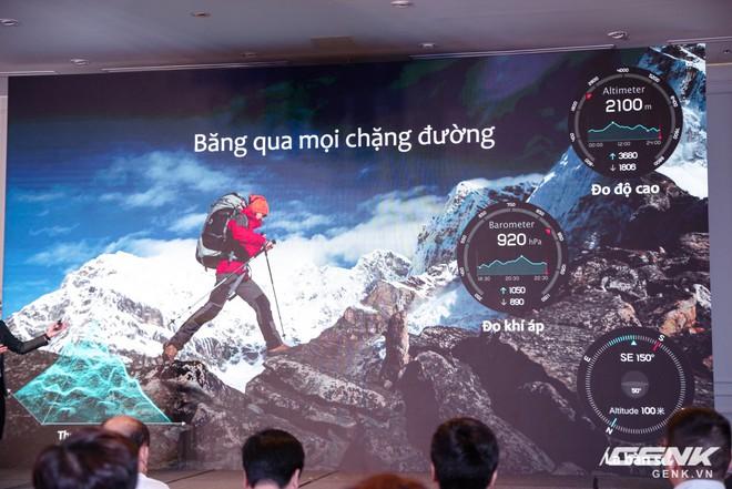 Huawei chính thức giới thiệu đồng hồ Watch GT 2: hoạt động liên tục 2 tuần, kết nối Bluetooth BLE 5.1 giá từ 5,49 triệu - Ảnh 16.