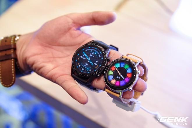 Huawei chính thức giới thiệu đồng hồ Watch GT 2: hoạt động liên tục 2 tuần, kết nối Bluetooth BLE 5.1 giá từ 5,49 triệu - Ảnh 1.