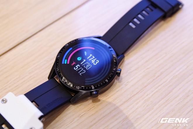Huawei chính thức giới thiệu đồng hồ Watch GT 2: hoạt động liên tục 2 tuần, kết nối Bluetooth BLE 5.1 giá từ 5,49 triệu - Ảnh 4.